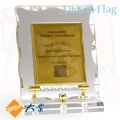 GD-172 壓克力+金箔片 獎牌