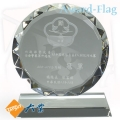 WA-105 太陽 水晶獎座 (特惠價)